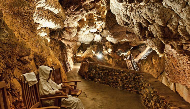 Grotta Giusti Resort