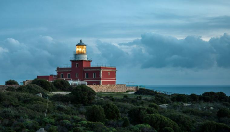 Faro di Capo Spartivento