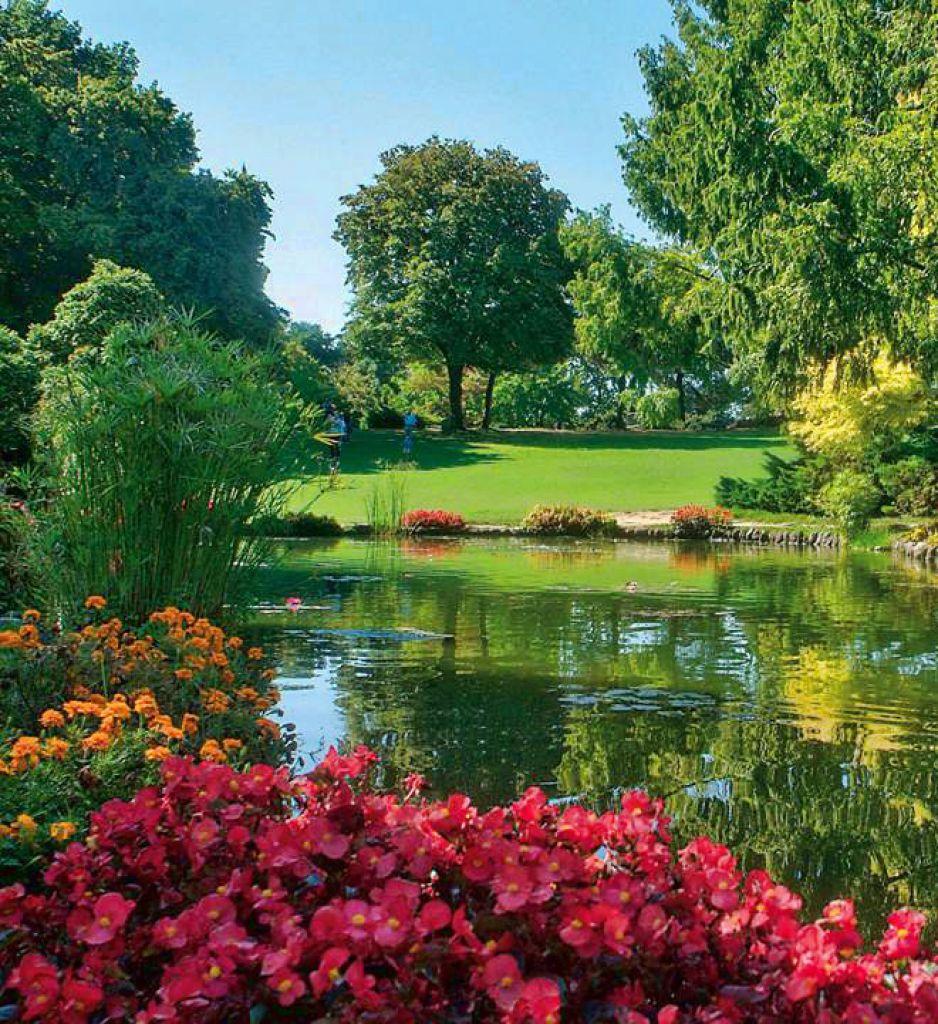 Parco giardino sigurt - Immagini di giardini fioriti ...