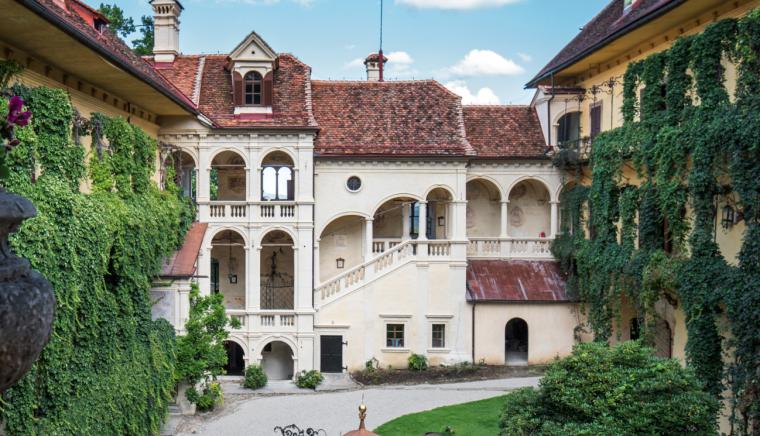 Schloss Hollenegg