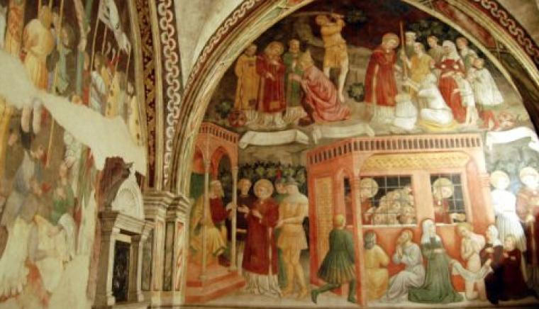 Oratorio dei SS. Lorenzo e Marco dei Battuti