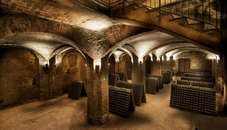 Cattedrali sotterranee di Canelli