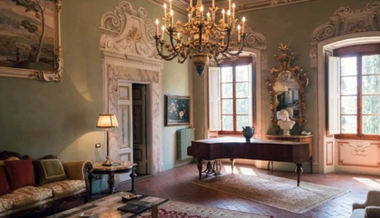 Villa Poggio Torselli