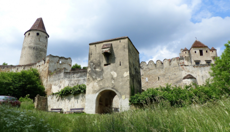 Burg Seebenstein