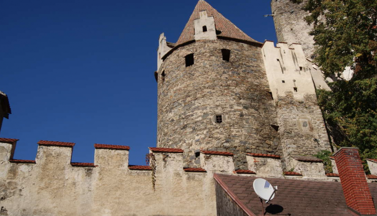Burg Raabs an der Thaya