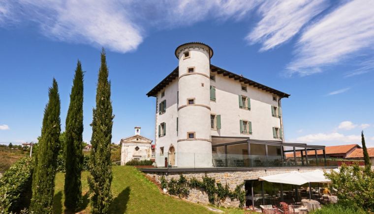 Hotel Restaurant Vinotheque Gredič