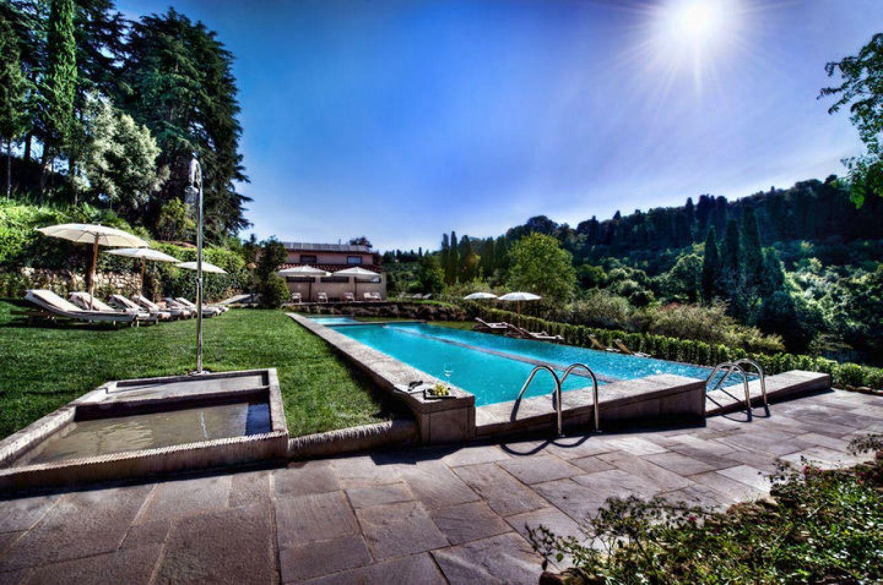Il salviatino - Hotel con piscina firenze ...