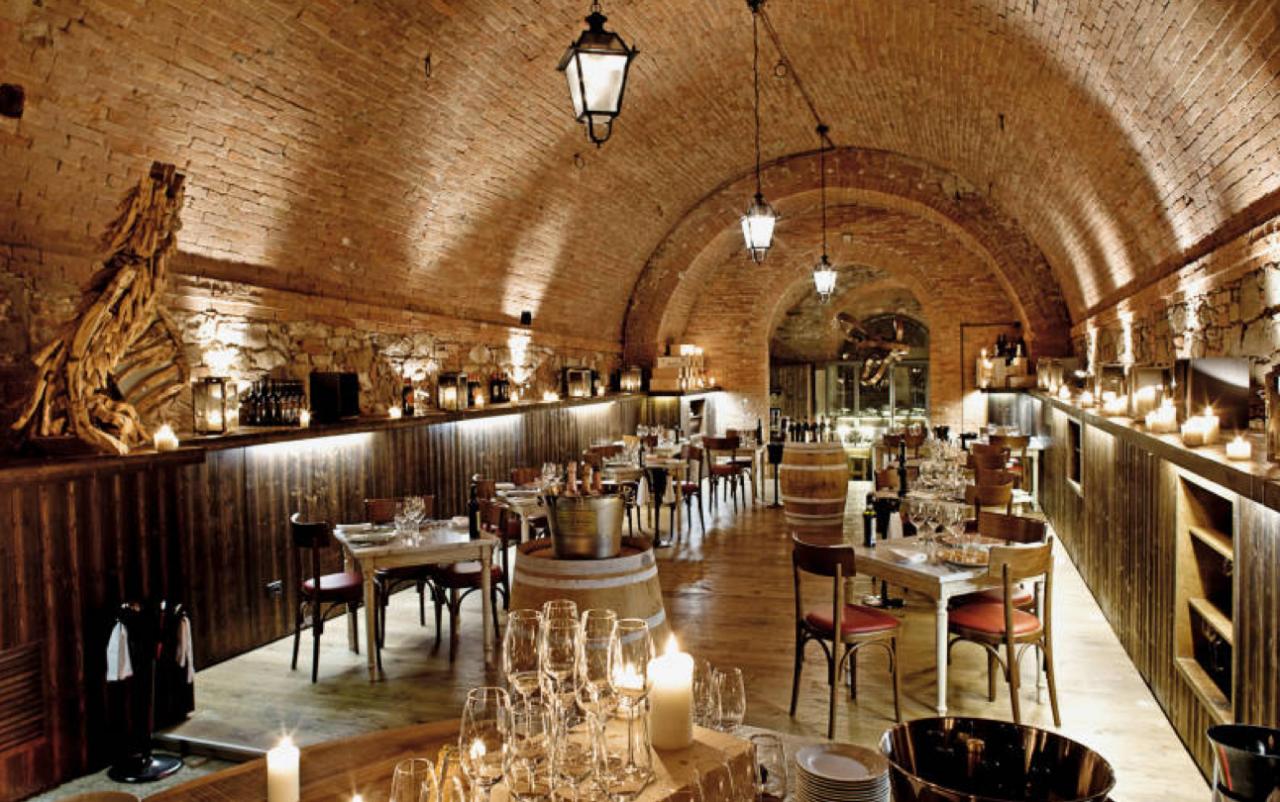 Restaurant La Cantina Di David