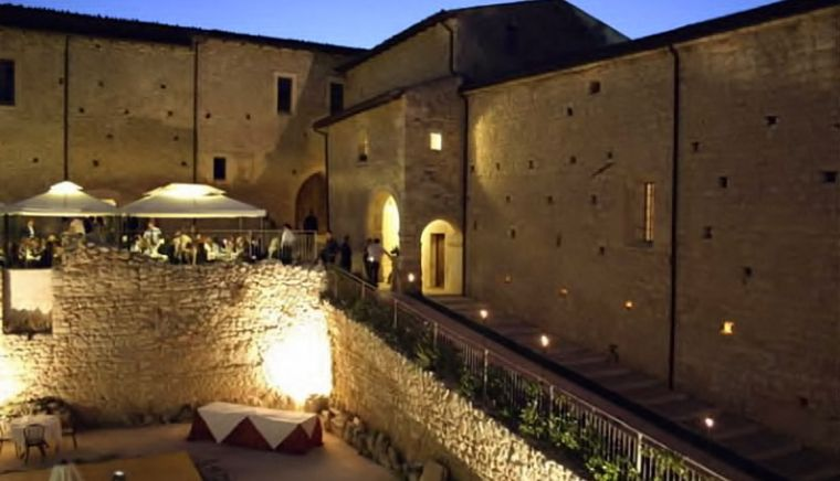 Monastero Fortezza di Spirito Santo