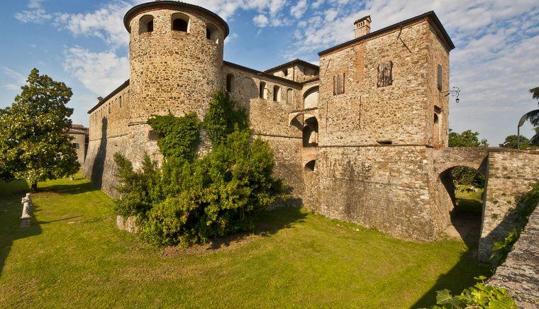 Castello e Rocca di Agazzano