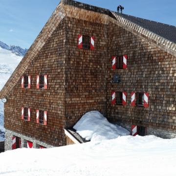 Kürsingerhütte