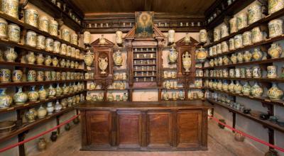Museo Farmacia Roccavaldina