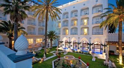 Terme Manzi Hotel